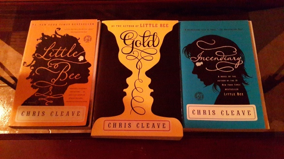 Chris Cleave Books